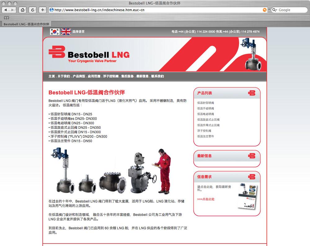 Chinese Engineering Website