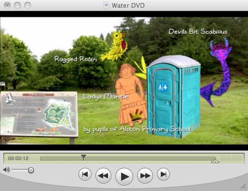 Subtitles: Childrens Guide to Derwent Waters